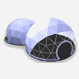 Geodesic Domes Sales & Geodesic Dome Rentals for Events