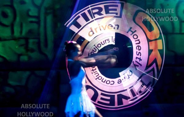 360 Video Fulldome Show Live Theater LED & Laser Theater Tire Corporate Promotion