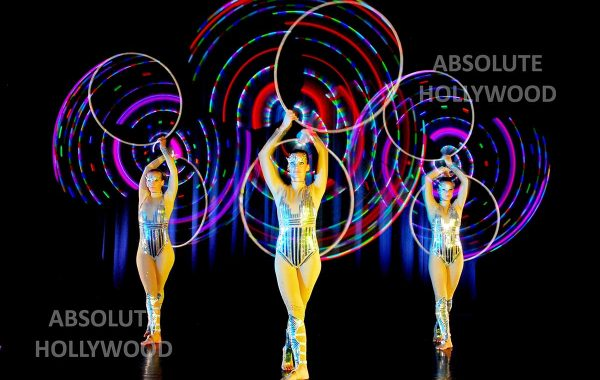 360 Video Fulldome Show Live Theater LED & Beautiful Dancers