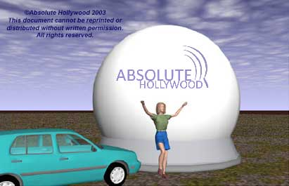 Event Interactive 360 Video Display Sphere for Trade Shows, Conventions, Convention Centers, Corporate Displays and Corporate Lobbies.