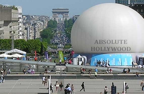 Portable-360-Drive-In-Movie-Theater-Screen-Concert-Dome-Sphere for rental & shows